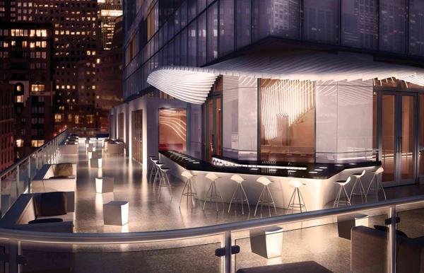 美国纽约市中心W酒店
