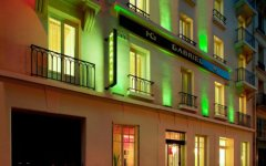 法国Gabriel酒店酒店软装