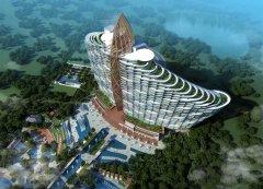 上海酒店装修设计,引