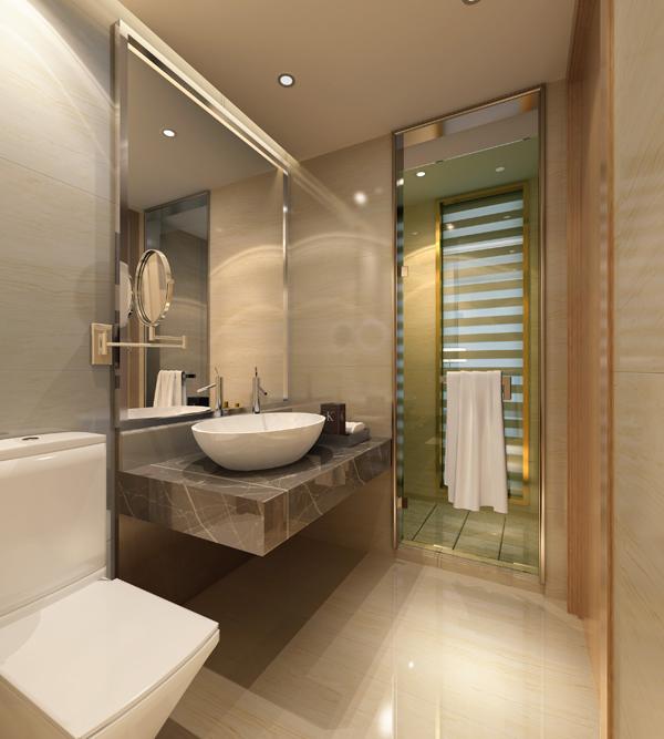 厕所 家居 设计 卫生间 卫生间装修 装修 600_667