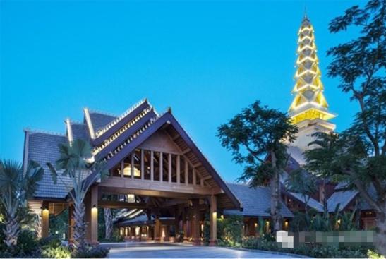 最炫民族风,云南酒店设计风采