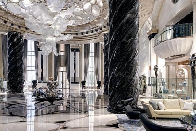 上海酒店设计,星河湾花园酒店