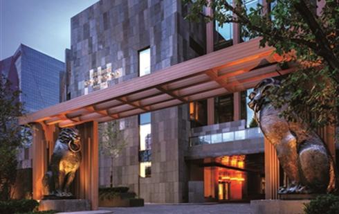 酒店设计分享,亚洲第一家瑰丽酒