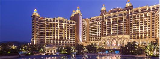 酒店设计,打造珠海长隆