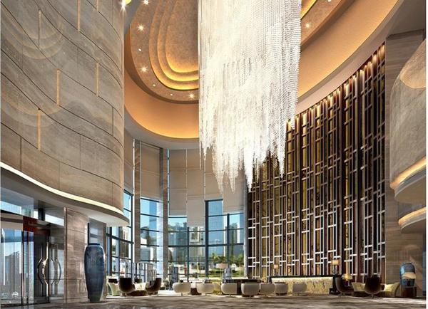 高端大气的酒店设计