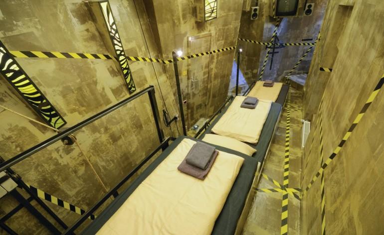 上海酒店设计分享酷毙了的创意酒店