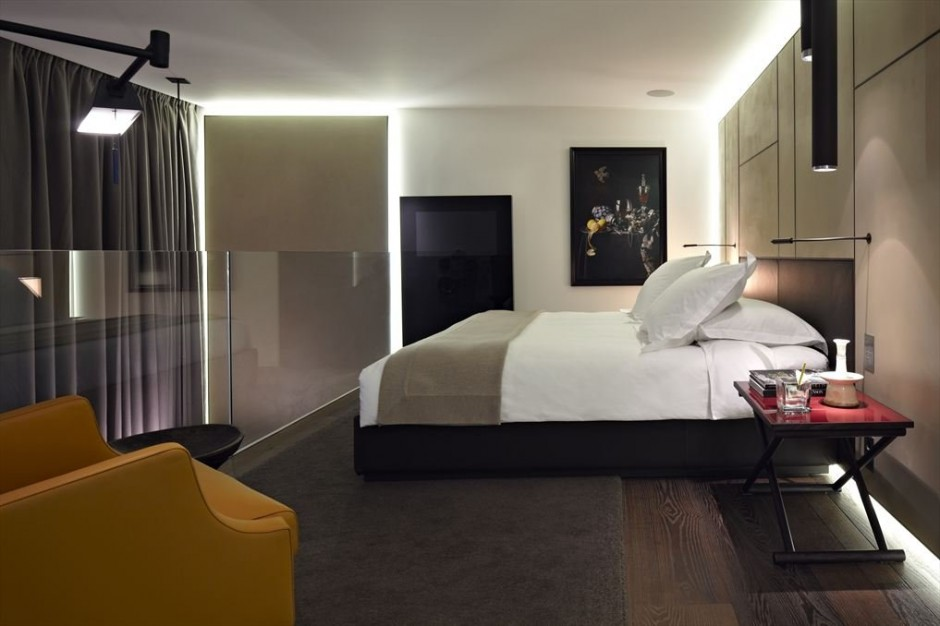 酒店设计改建音乐学院阿姆斯特丹酒店