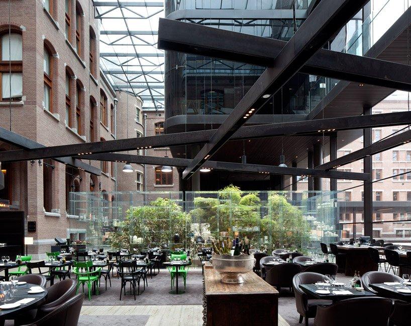 酒店设计灵感音乐学院由皮耶罗设计的木制室内音乐学院由皮耶罗设计的酒店设计